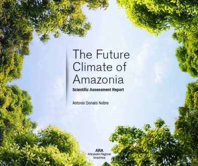 the future climate of amazonia