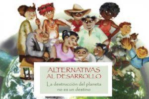 alternativas al desarrollo libro