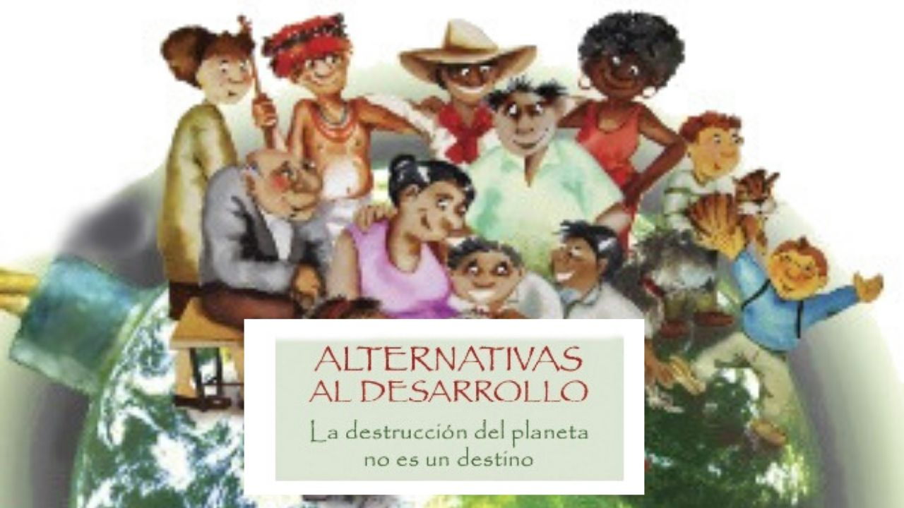 alternativas al desarrollo libro